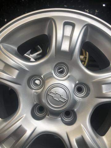 Rodas ChevroletAro 15 S10 e Blazer 5Furo - Foto 4
