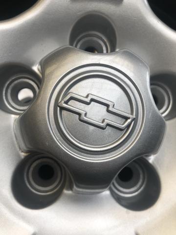 Rodas ChevroletAro 15 S10 e Blazer 5Furo - Foto 6