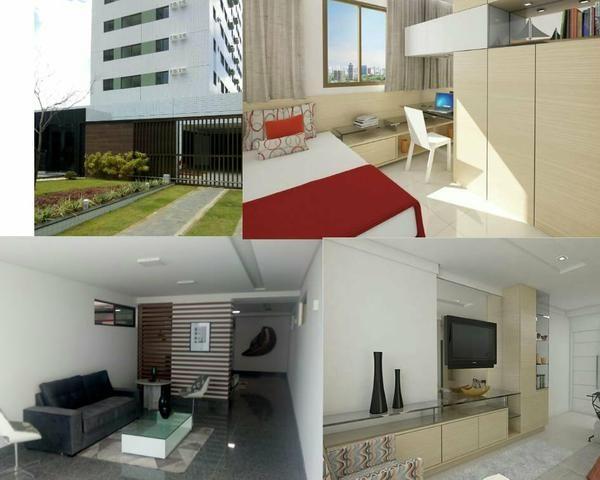 765a79053 Apartamento a venda no Edf. Parc Torre Residence  2 quartos Torre