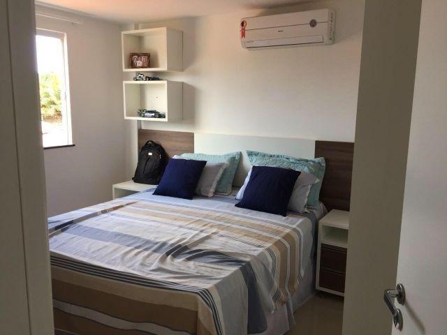 Vendo ou Passo a Chave - Casa Duplex Portal Aracagy II - Projetada - 3 quartos - Foto 6