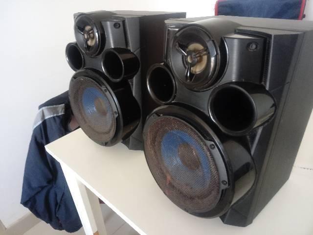 Caixas acústicas LG RaS376bf - Foto 2