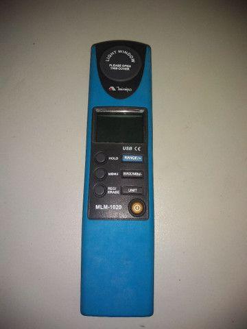 Luxímetro Minipa MLM1020