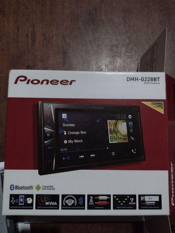 Vendo essa central multimídia Pioneer - Foto 4