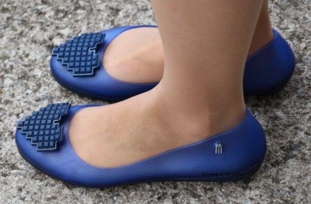 Melissa Color Feeling Azul N35 - Foto 3