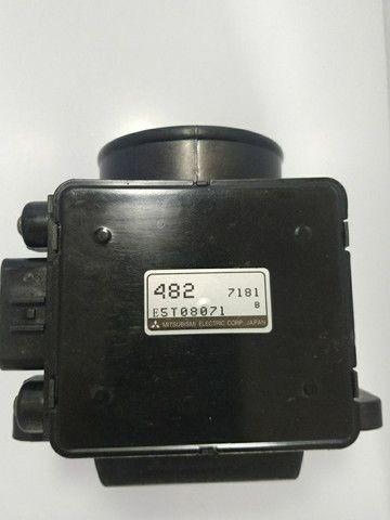 Fluxo de ar pajero gasolina v6  - Foto 3