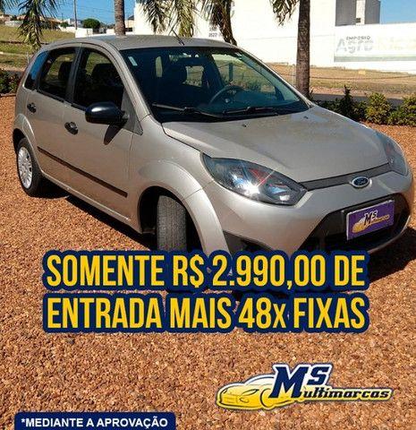 Fiesta 1.6 FLEX 2011 Completo - Foto 5