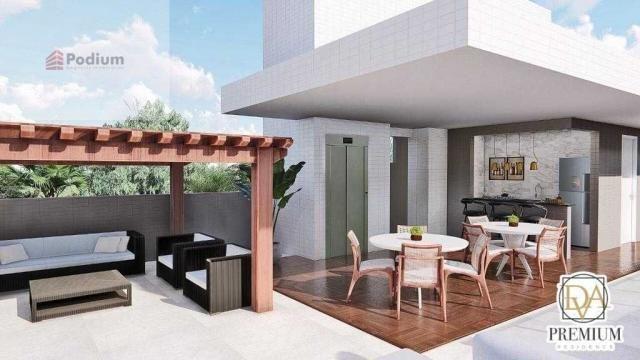 Apartamento à venda com 2 dormitórios em Bessa, João pessoa cod:15176 - Foto 5