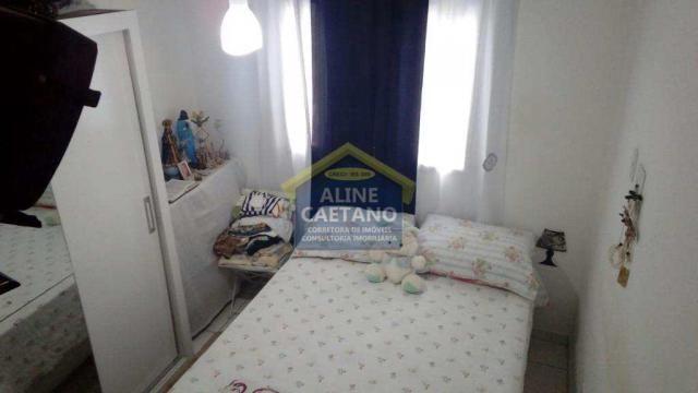 Apartamento à venda com 1 dormitórios em Guilhermina, Praia grande cod:AC927 - Foto 13