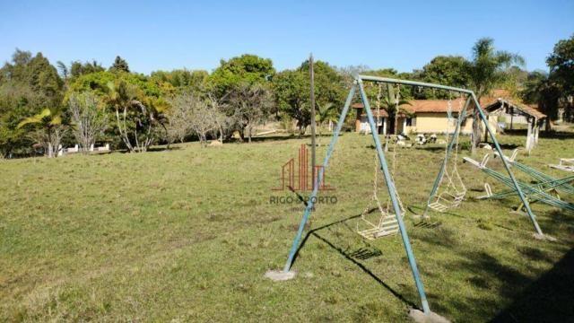 Chácara com 1 dormitório à venda, 2000 m² por R$ 330.000,00 - Jaridm Santa Adelia - Boituv - Foto 6