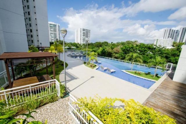 Apartamento para Venda em Salvador, Patamares, 4 dormitórios, 4 suítes, 5 banheiros, 4 vag - Foto 3