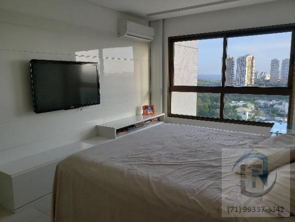 Apartamento para Venda em Salvador, Patamares, 4 dormitórios, 4 suítes, 5 banheiros, 4 vag - Foto 10