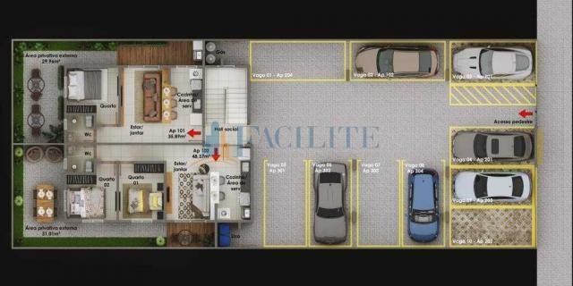 Apartamento à venda com 2 dormitórios cod:36102-39319 - Foto 9