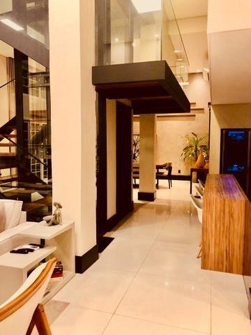 Granja Brasil. Casa triplex com elevador panorâmico - Foto 8