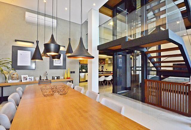 Granja Brasil. Casa triplex com elevador panorâmico - Foto 9