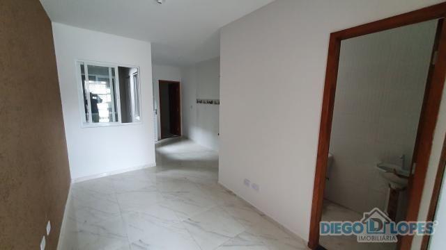 Casa à venda com 2 dormitórios em Campo de santana, Curitiba cod:133 - Foto 6