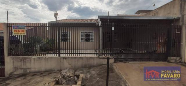 Casa com 3 dormitórios à venda, 88 m² por R$ 250.000 - Jardim Portal de Itamaracá - Londri - Foto 2