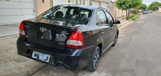 Etios 1.5 platinum automático 17/18 sedan - Foto 11