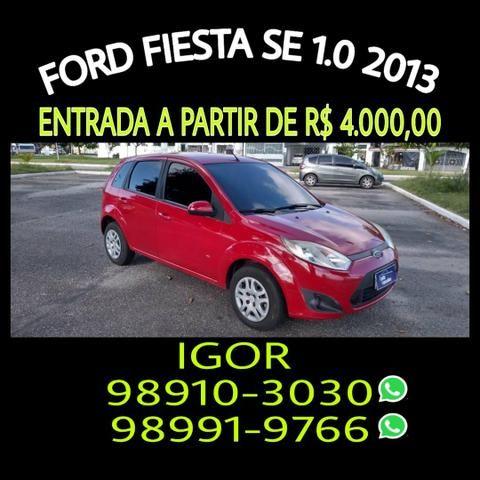 Ford Fiesta SE 1.0 Flex 2013 em oferta! Falar com Igor na RAFA VEICULOS