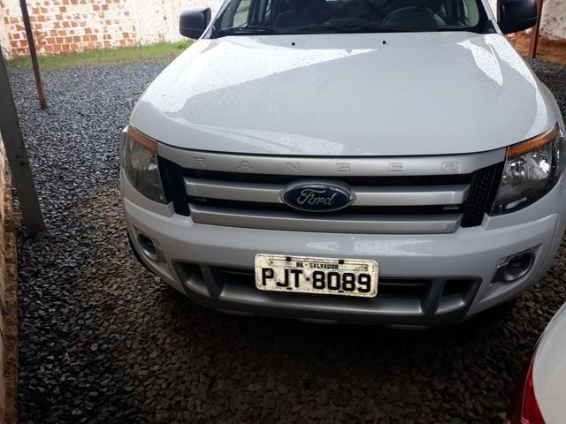 Ranger 4×4 diesel XLS 2.016