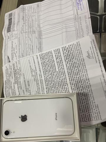 IPhone XR completo com nota e garantia - Foto 2