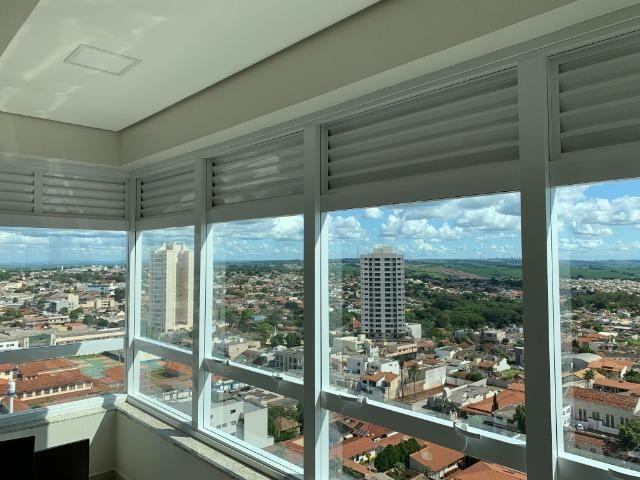 Sala Comercial Condominio Empresarial Win Tower - 80m2 - Arapongas PR - Foto 8