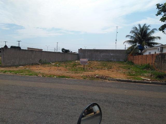 Vendo terreno 450mts escriturado bairro centro leste