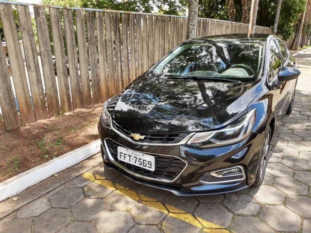 Vendo cruze hacth 1.4 turbo LTZ-2 o mais top - Foto 6