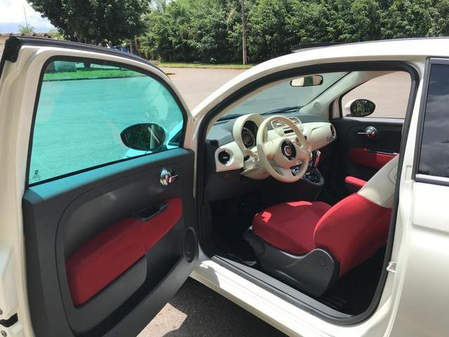 Fiat 500 cabriolet 2014 ( conversível ) automático completo muito novo confira!!!! - Foto 5