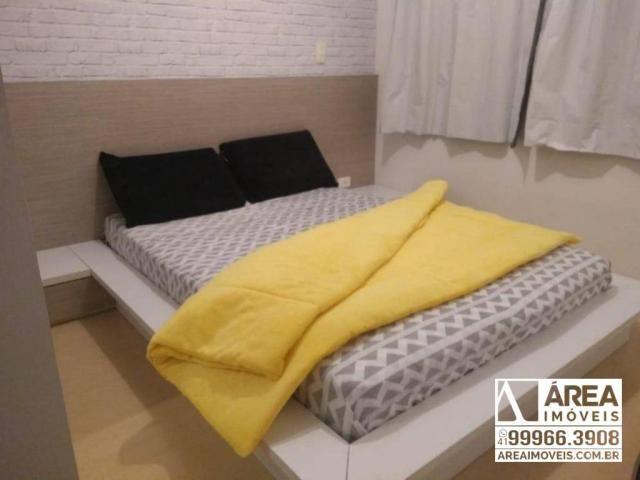 Apartamento com 2 dormitórios à venda, 62 m² por R$ 205.000 - Santa Quitéria - Curitiba/PR - Foto 10
