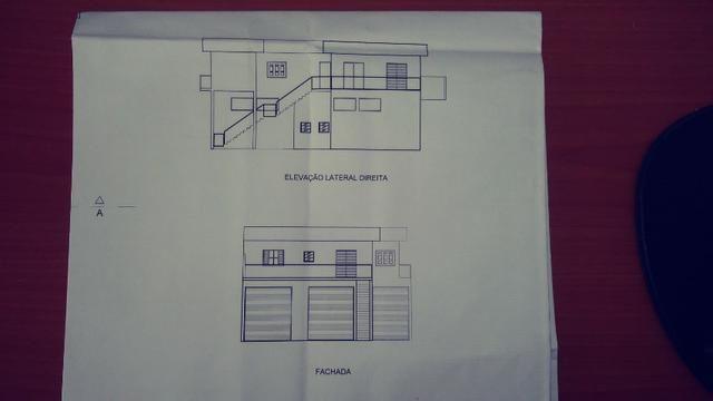 Salão Comercial com projeto aprovado em terreno de 922m² Próximo ao B. Maracanã em Jarinu - Foto 2