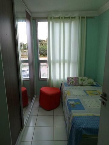 J-Apartamento mobilado no brisas life nascente - Foto 3