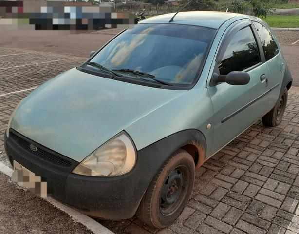 Vendo ford ka ano 2001