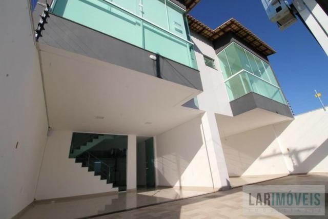 SS - Linda Casa de 3 quartos/suíte em Colina de Laranjeiras na Serra - Foto 9