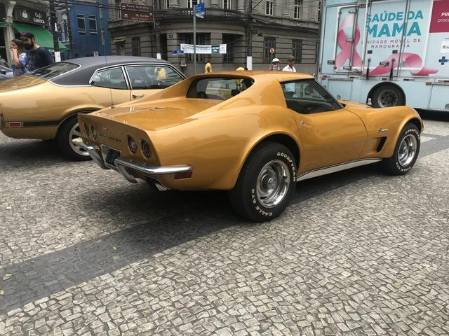 Corvette Stingray 5.7 V8 1973 Chevrolet