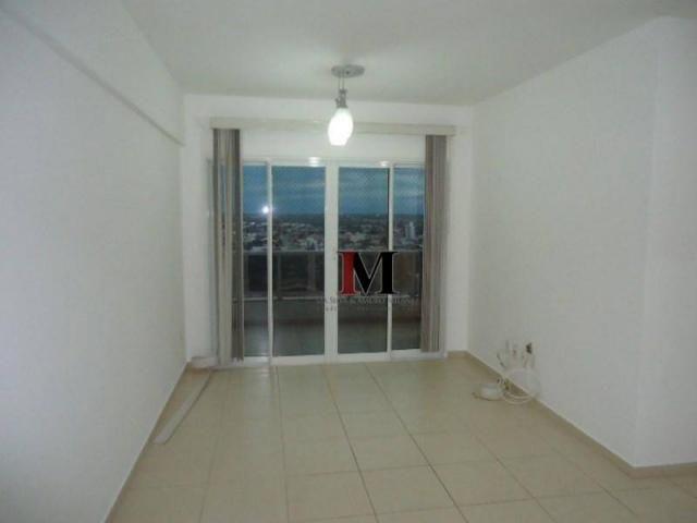 Alugamos apartamento com 3 quartos climatizado e armario de cozinha - Foto 4