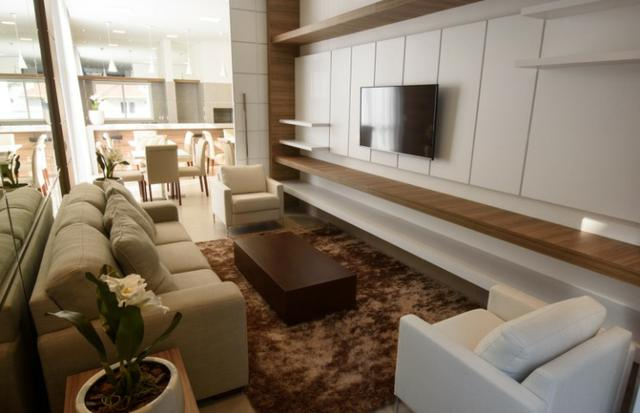 Pronto para morar Garden 136m² a 2 quadras do Shopping Curitiba - Foto 12