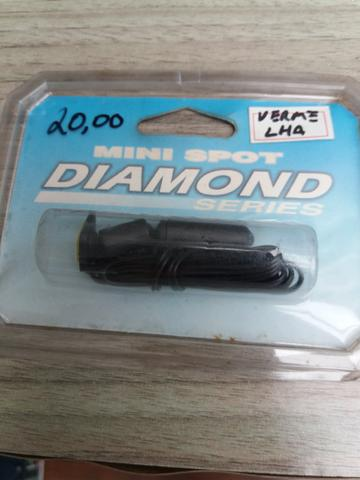 Mini sport Diamond novo cor vermelha