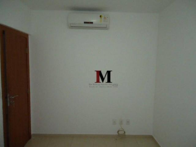 Alugamos apartamento com 3 quartos climatizado e armario de cozinha - Foto 9