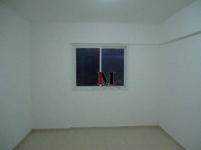 Alugamos apartamento com 3 quartos climatizado e armario de cozinha - Foto 12