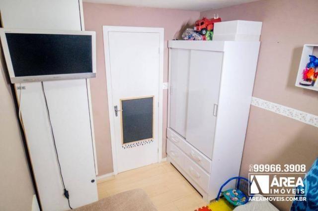 Apartamento com 3 dormitórios à venda, 62 m² por R$ 211.000 - Santa Quitéria - Curitiba/PR - Foto 13