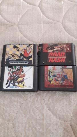 Jogos de Super Nintendo Mega Drive e Nintendo DS - Foto 2