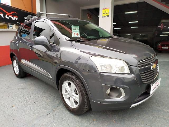 Chevrolet Tracker 1.8 Freeride 2014 Cinza