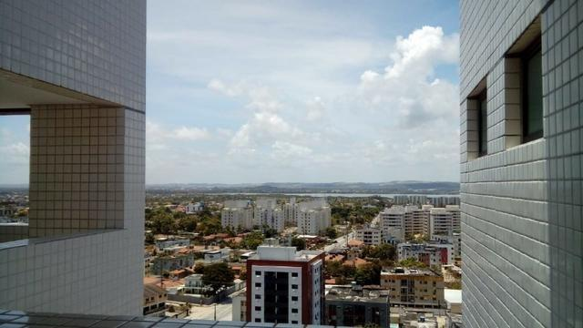 (EJ. Excelente apartamento em Porcelanato - Candeias - 2 Quartos (Suíte) - Foto 3