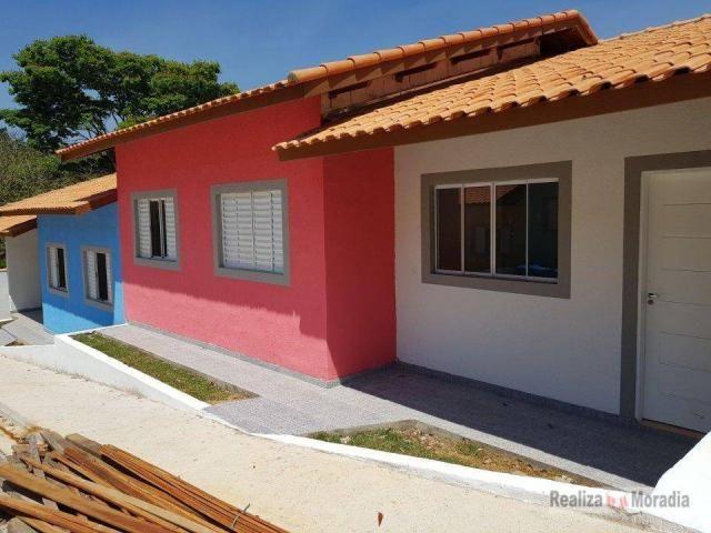 Casas Térreas NOVAS 2QT (1 Suite) em Villagio, - Foto 7