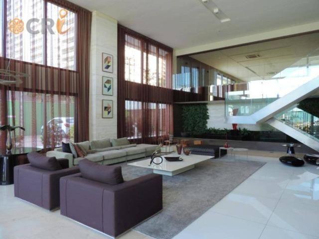 AP1633 Vitral Dos Mares, 543m², Apartamento 5 Suites, Na Beira Mar 6 Vagas Vista 100% Mar - Foto 11