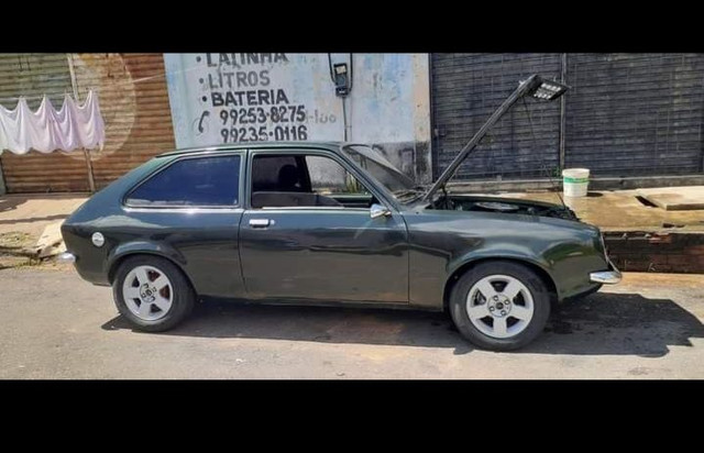 Vendo ou troco Chevette Hatch - Foto 4