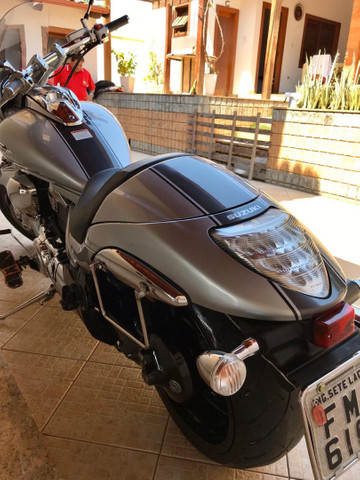 Moto Suzuk Boulevard M1800R - Foto 10