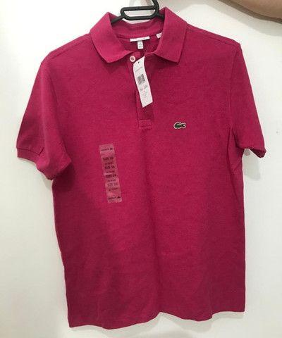 Camiseta Lacoste - Foto 2