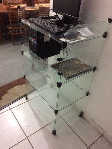 Ganchos com 10 centímetros para loja e vidros modulado - Foto 5