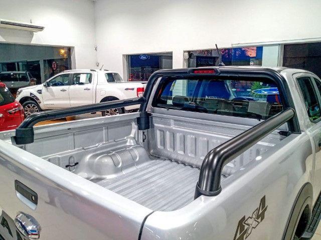 Ford Ranger Storm 4X4 3.2 AT6 - 2021 Diesel - Foto 7